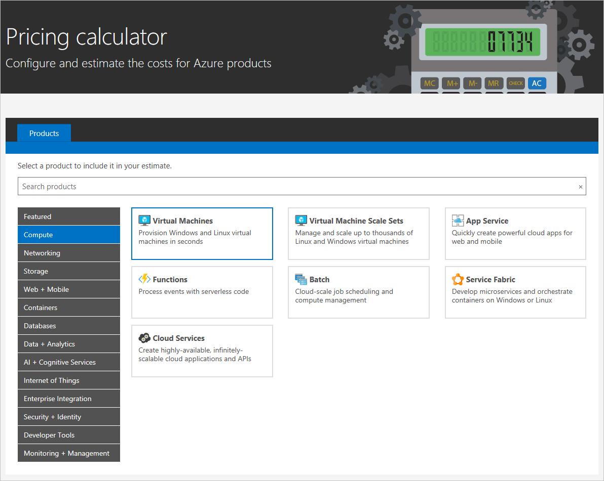 Planificación para administrar costos de Azure | Microsoft Docs