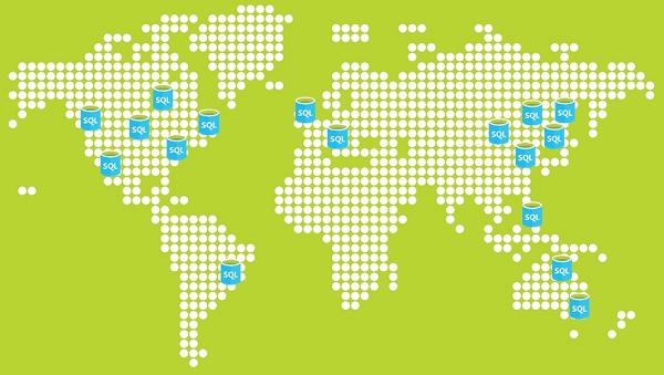 Replicación geográfica de Base de datos SQL