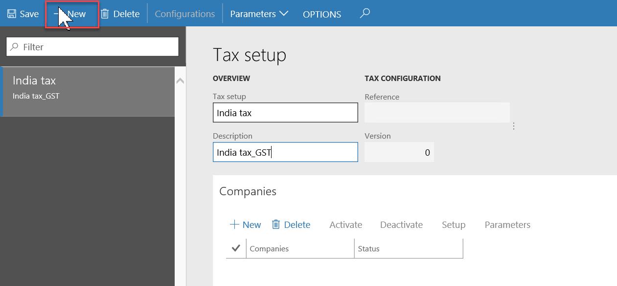 Tax engine - Finance & Operations | Dynamics 365 | #MSDyn365FO ...