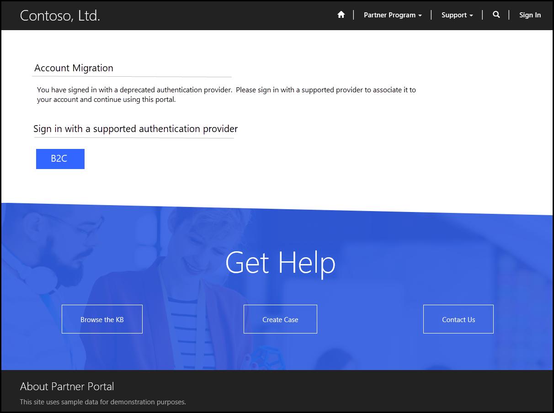 Migrar proveedores de identidad a Azure AD B2C | Microsoft Docs