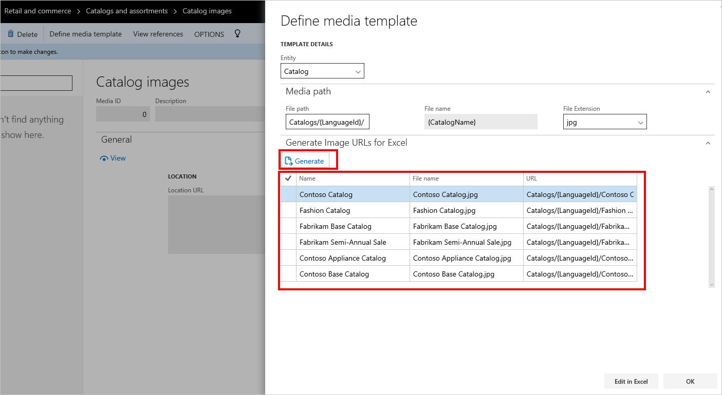 Configurar y gestionar imágenes del PDV moderno minorista - Finance ...