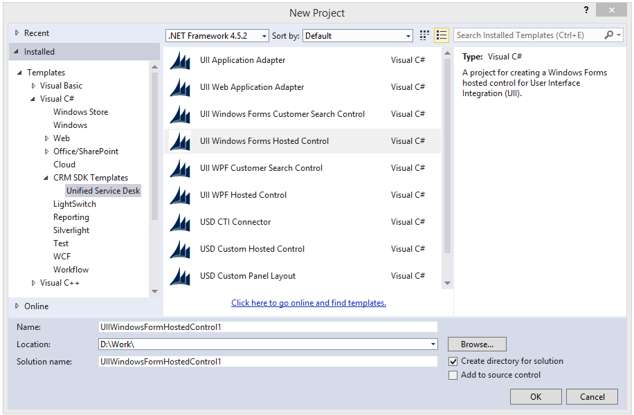 Tutorial Crear Un Control Hospedado De Windows Forms De