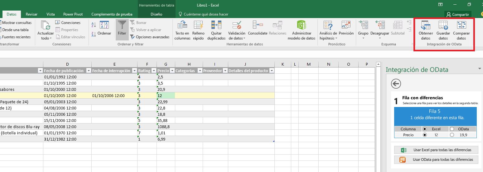 Comandos de complementos para Excel, Word y PowerPoint   Microsoft Docs