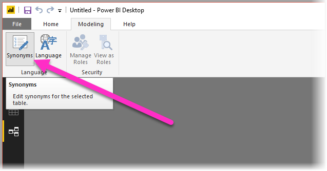 Usar Preguntas Y Respuestas En Power Bi Desktop Power Bi