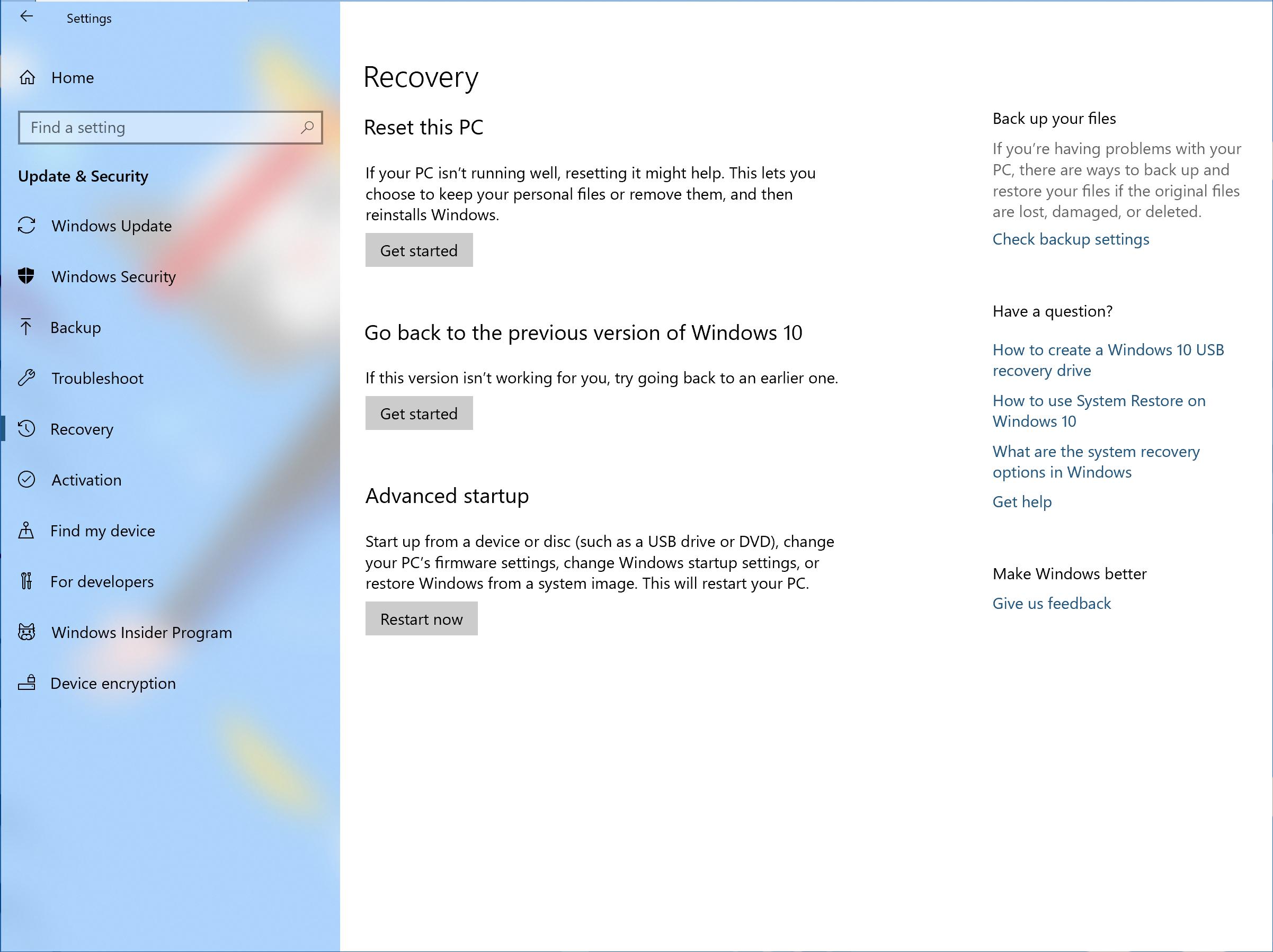 Novedades de the Windows 10 Insider Preview Builds (RS5) | Microsoft ...