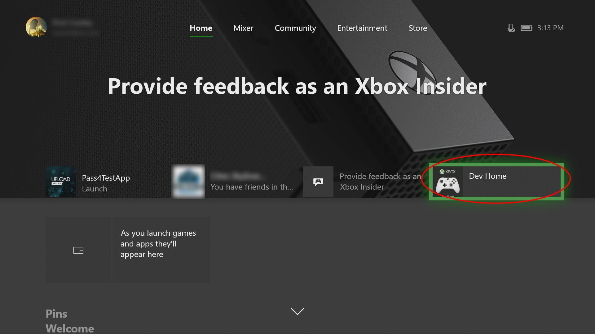 Device Portal para Xbox - UWP app developer | Microsoft Docs