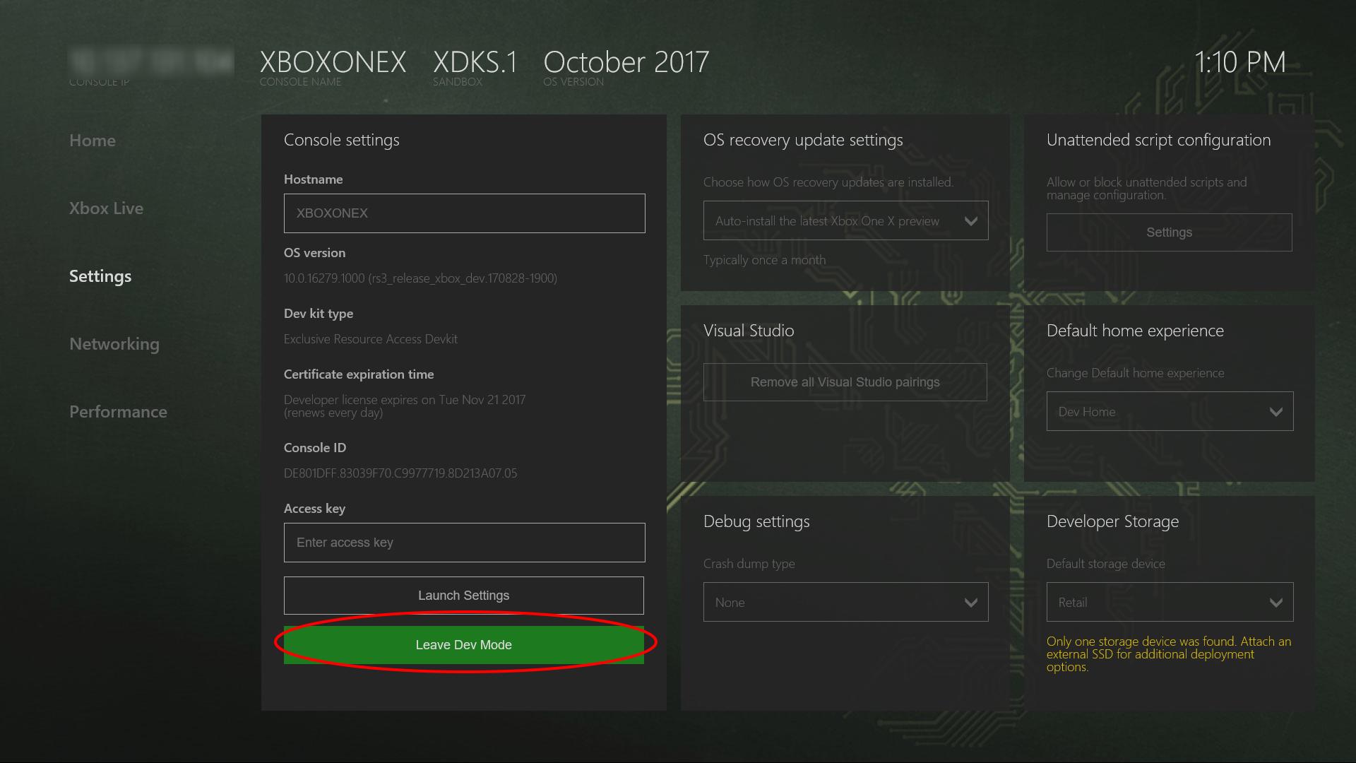 Descubriendo el modo desarrollador de las consolas Xbox ¿Qué es y qué puedo hacer?