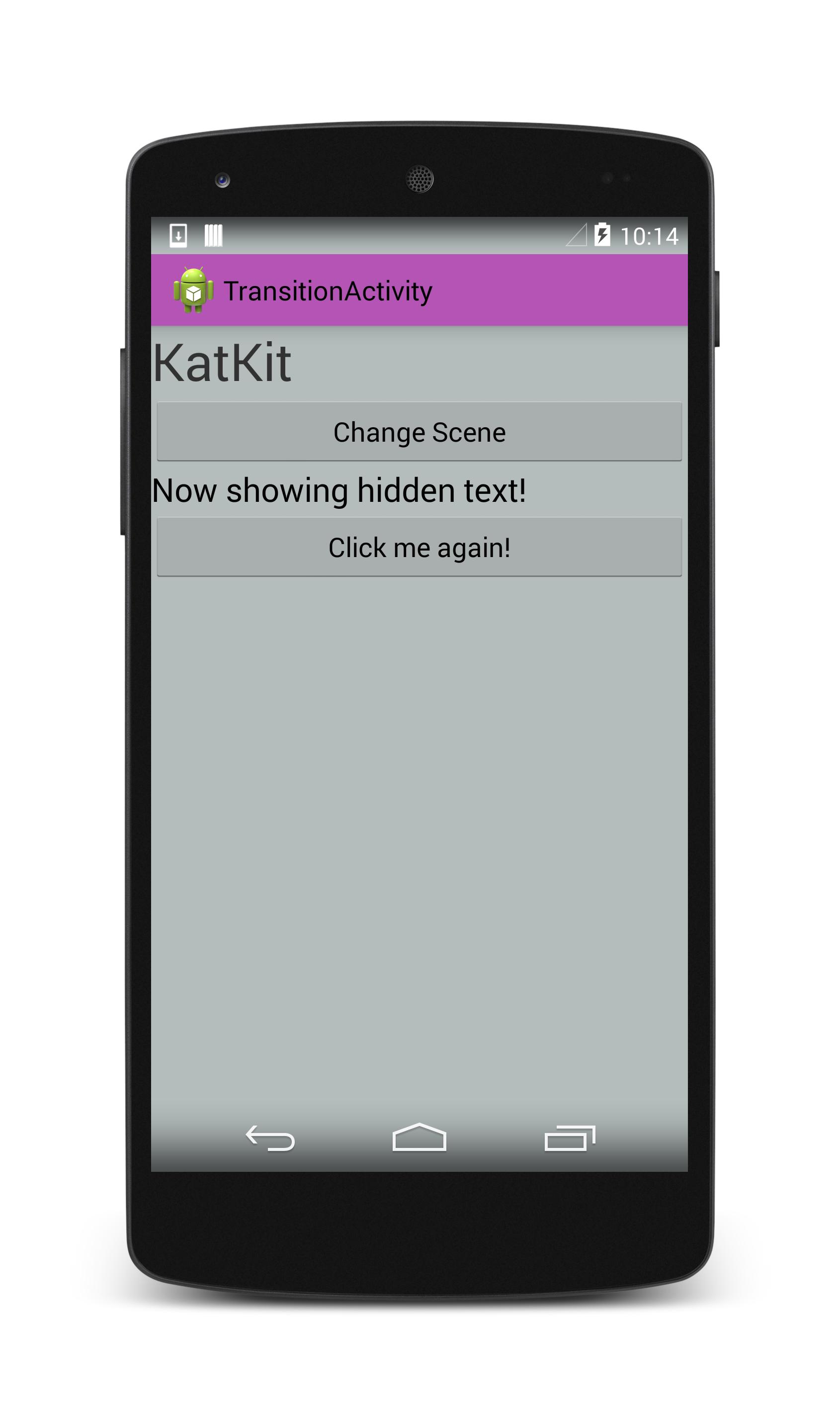 Características de KitKat - Xamarin | Microsoft Docs