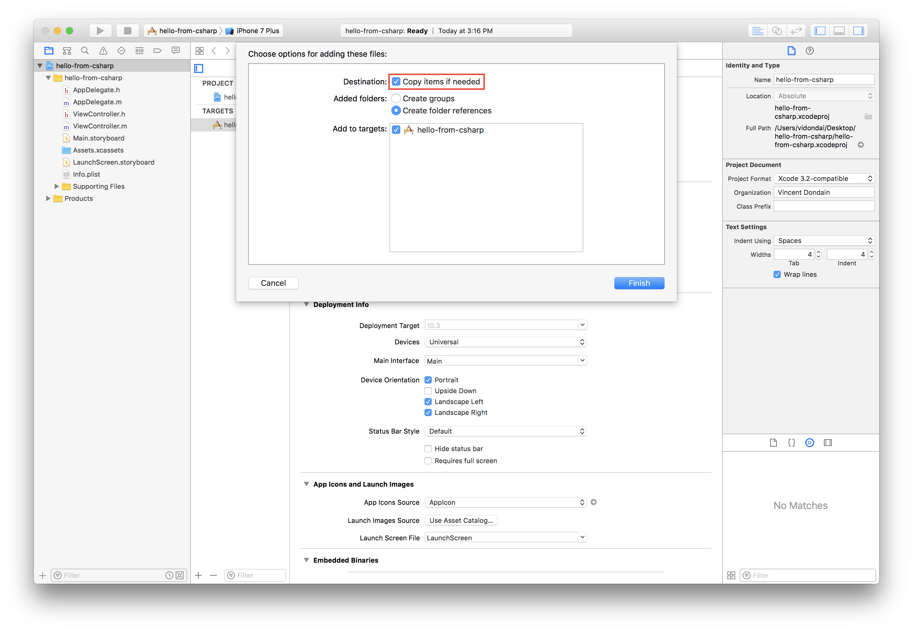 Introducción a iOS - Xamarin   Microsoft Docs