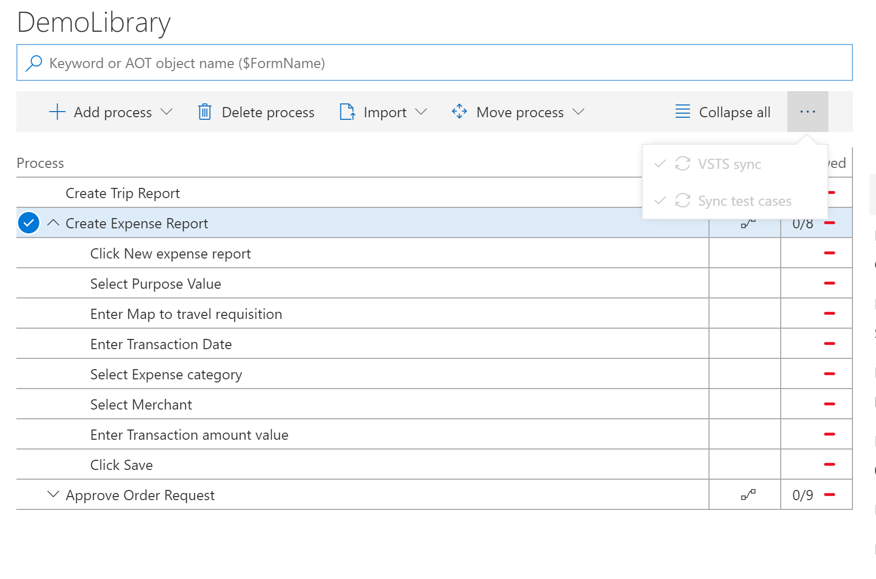 Create and execute acceptance tests using Task guides and BPM ...