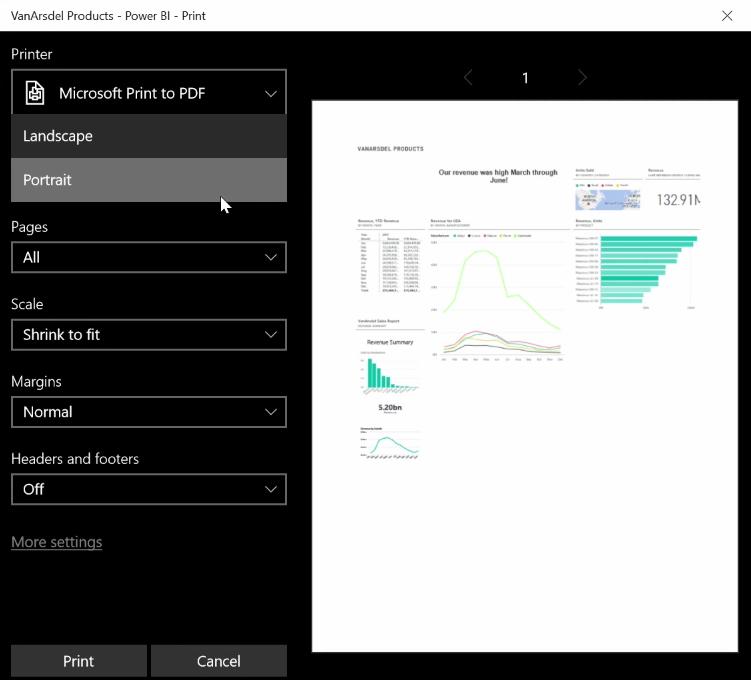 Publishing And Sharing Power Bi Microsoft Docs
