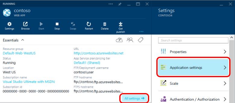 Configurer des applications web dans azure app service for How to buy websites