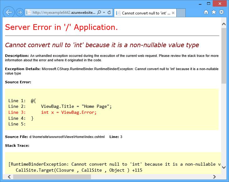 knull app error