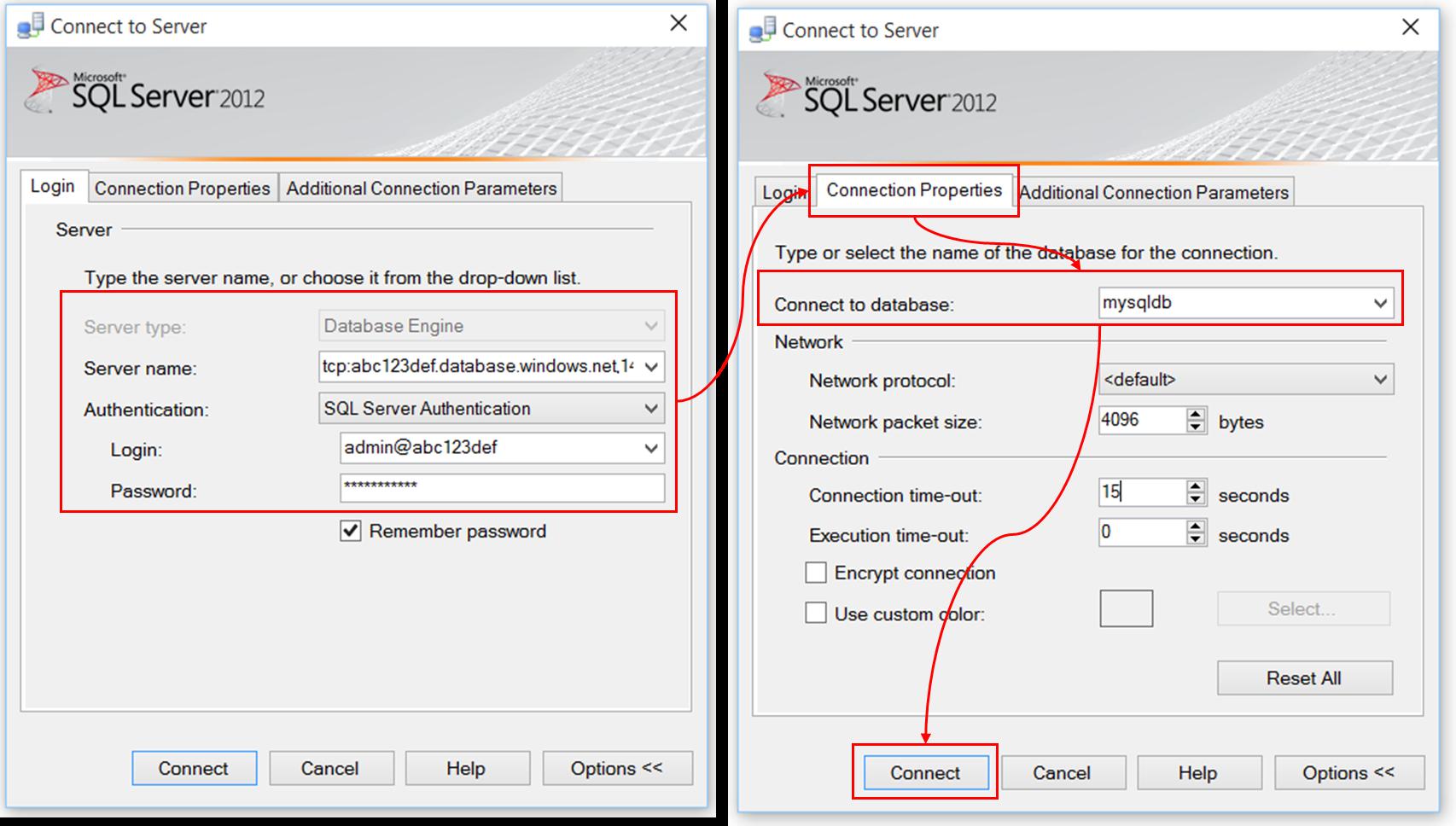 Exporter Vers Sql Partir D Application Insights Microsoft Docs