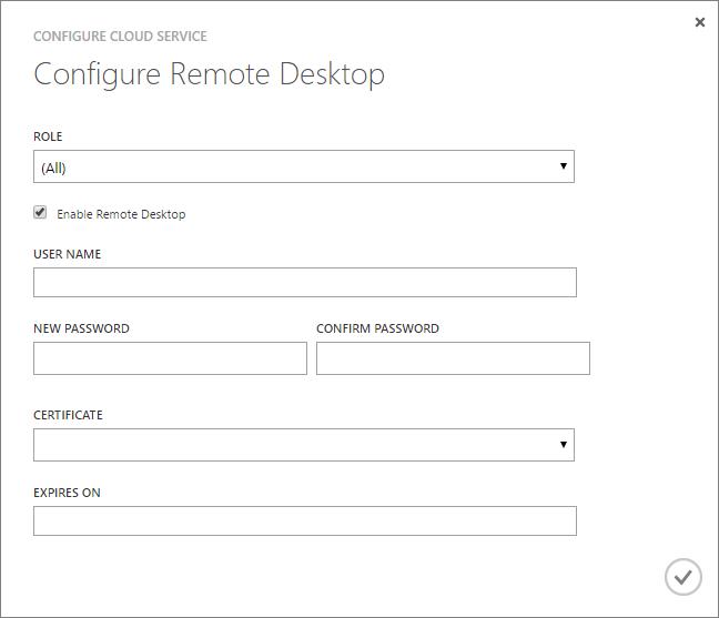 activation du bureau distance dans service cloud azure microsoft docs. Black Bedroom Furniture Sets. Home Design Ideas