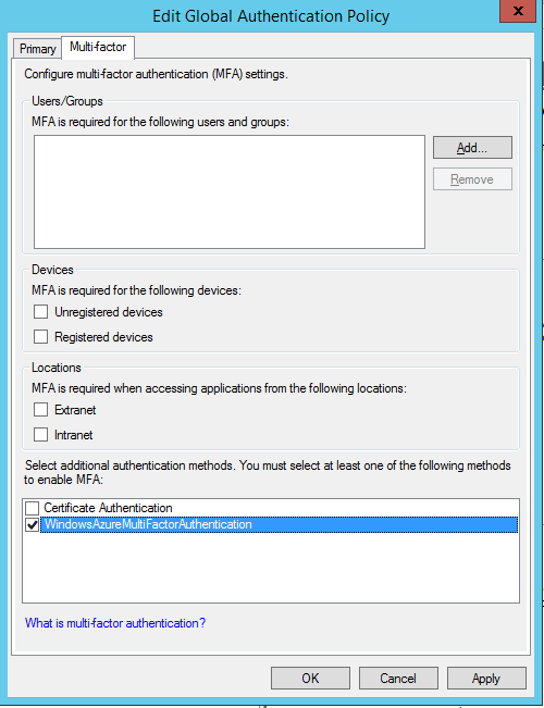 Serveur mfa avec ad fs dans windows server microsoft docs - Factors to consider when installing windows ...