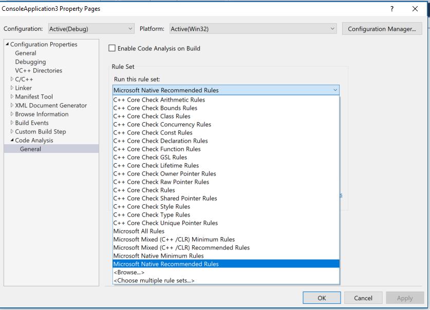 Nouveautes De Visual C Dans Visual Studio Microsoft Docs