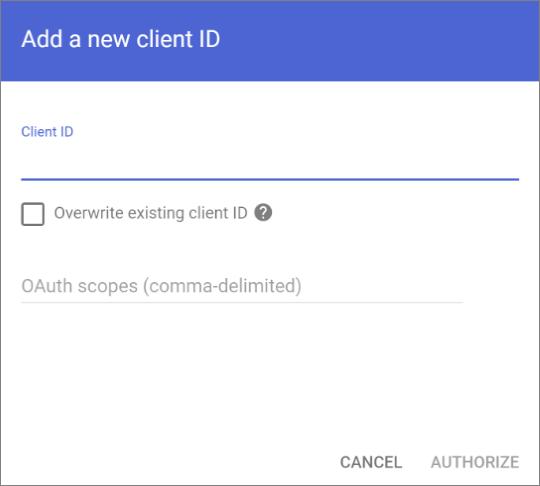Effectuer une migration espace de travail Google | Microsoft Docs