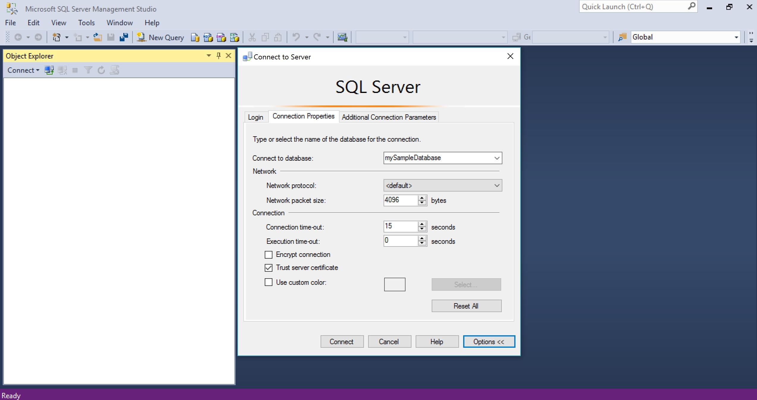 Oktatóanyag: Az első Azure SQL Database-adatbázis ...
