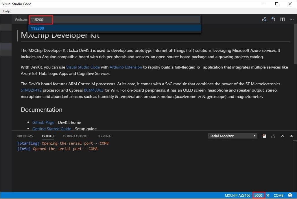 Send messages to an MQTT server using the Azure MQTT client