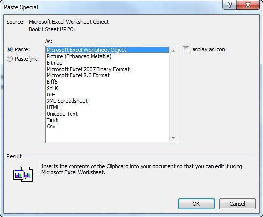 Paste Special option is missing or not working in Microsoft Office ...