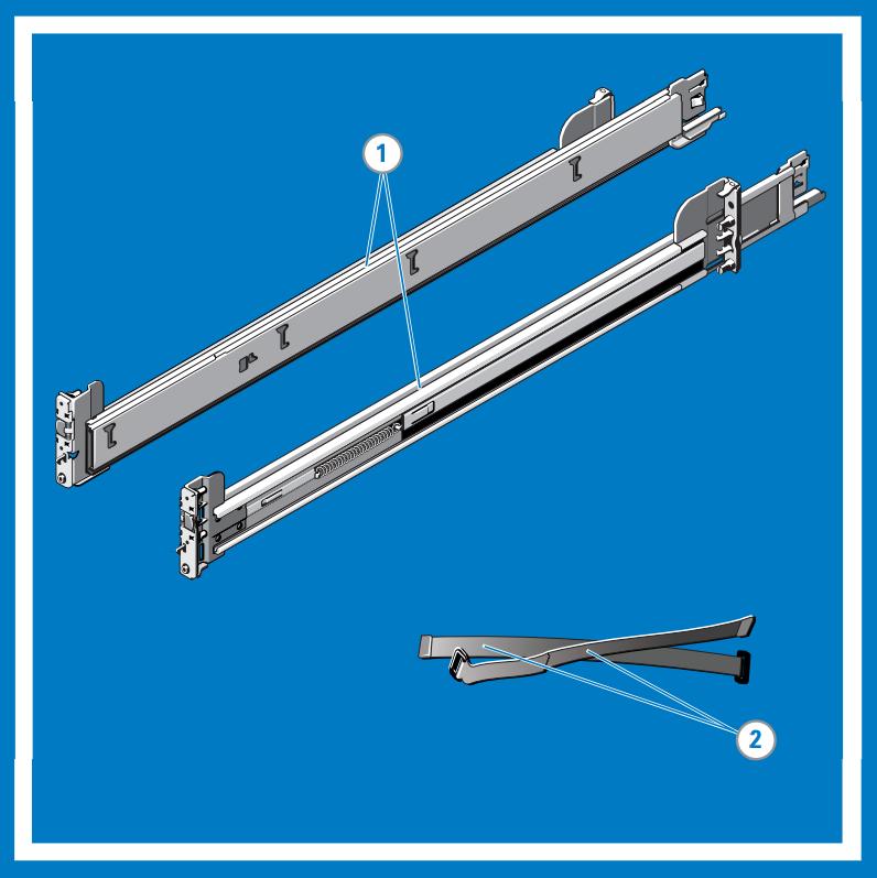 Kit di installazione del gancio di rete