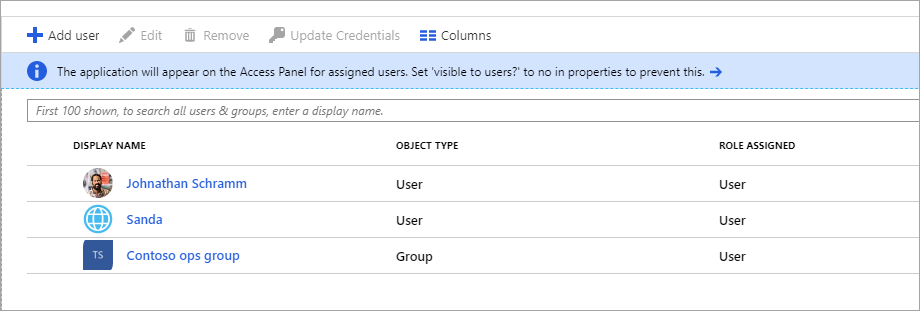 https://docs.microsoft.com/ja-jp/azure/active-directory/manage-apps/media/configure-single-sign-on-non-gallery-applications/application-users-and-groups.png