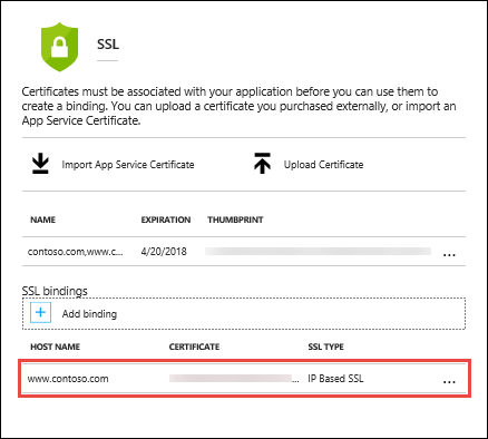 ssl azure web apps microsoft docs web yelopaper Image collections