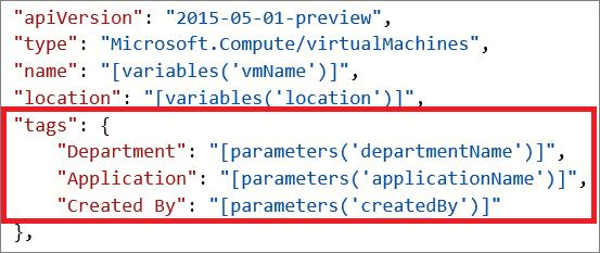 azure で windows vm リソースにタグを付ける方法 microsoft docs