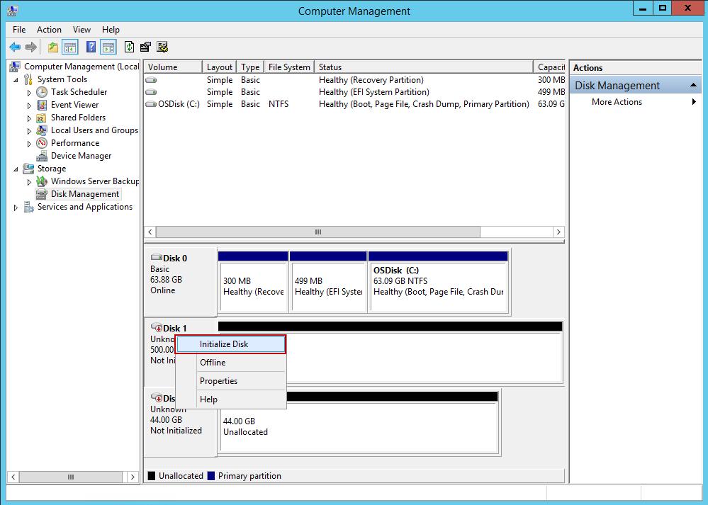 Microsoft azure storsimple virtual array iscsi 1 yelopaper Gallery