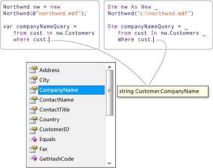 LINQ の概要 (C#)   Microsoft D...