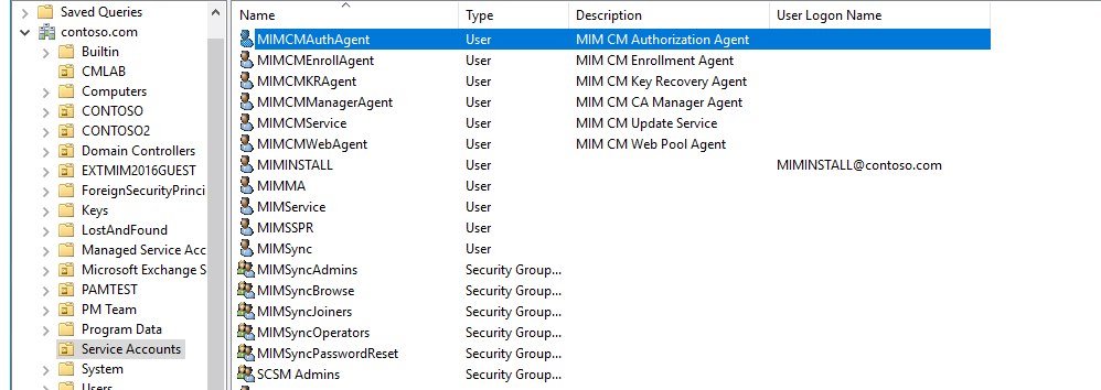 Microsoft identity manager certificate manager microsoft docs role user log on name yelopaper Image collections