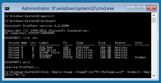 Windows PE (WinPE)   Microsoft Docs