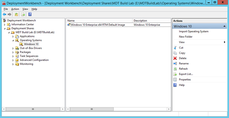 windows 10 参照イメージの作成 windows 10 microsoft docs