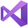Visual Studio logo image