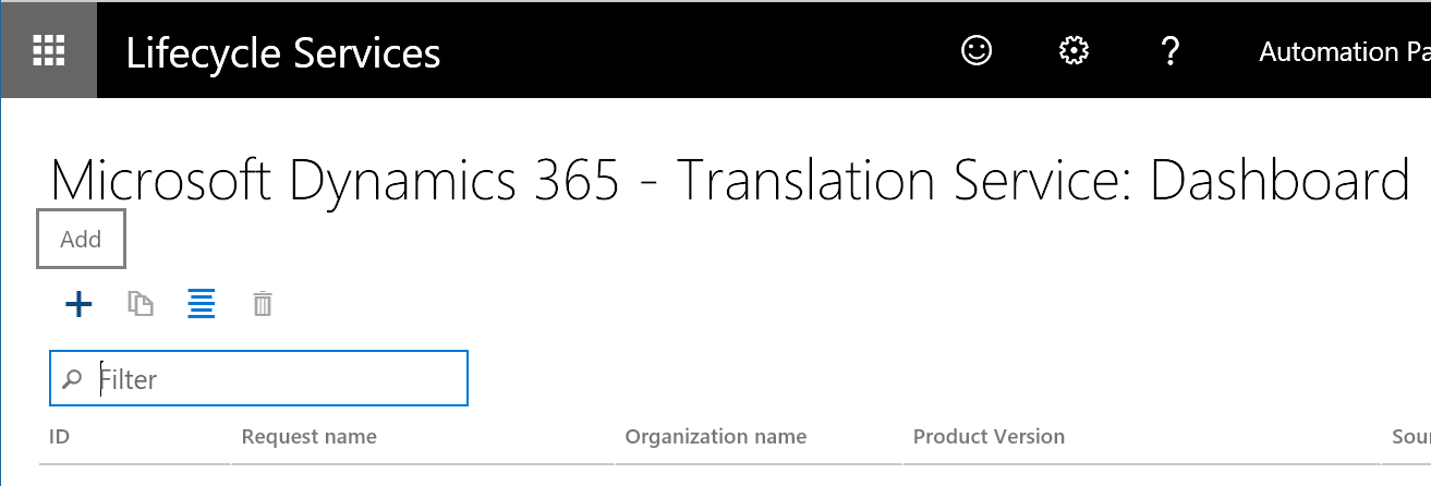 factuur translate Translate documentation files   Finance & Operations | Dynamics