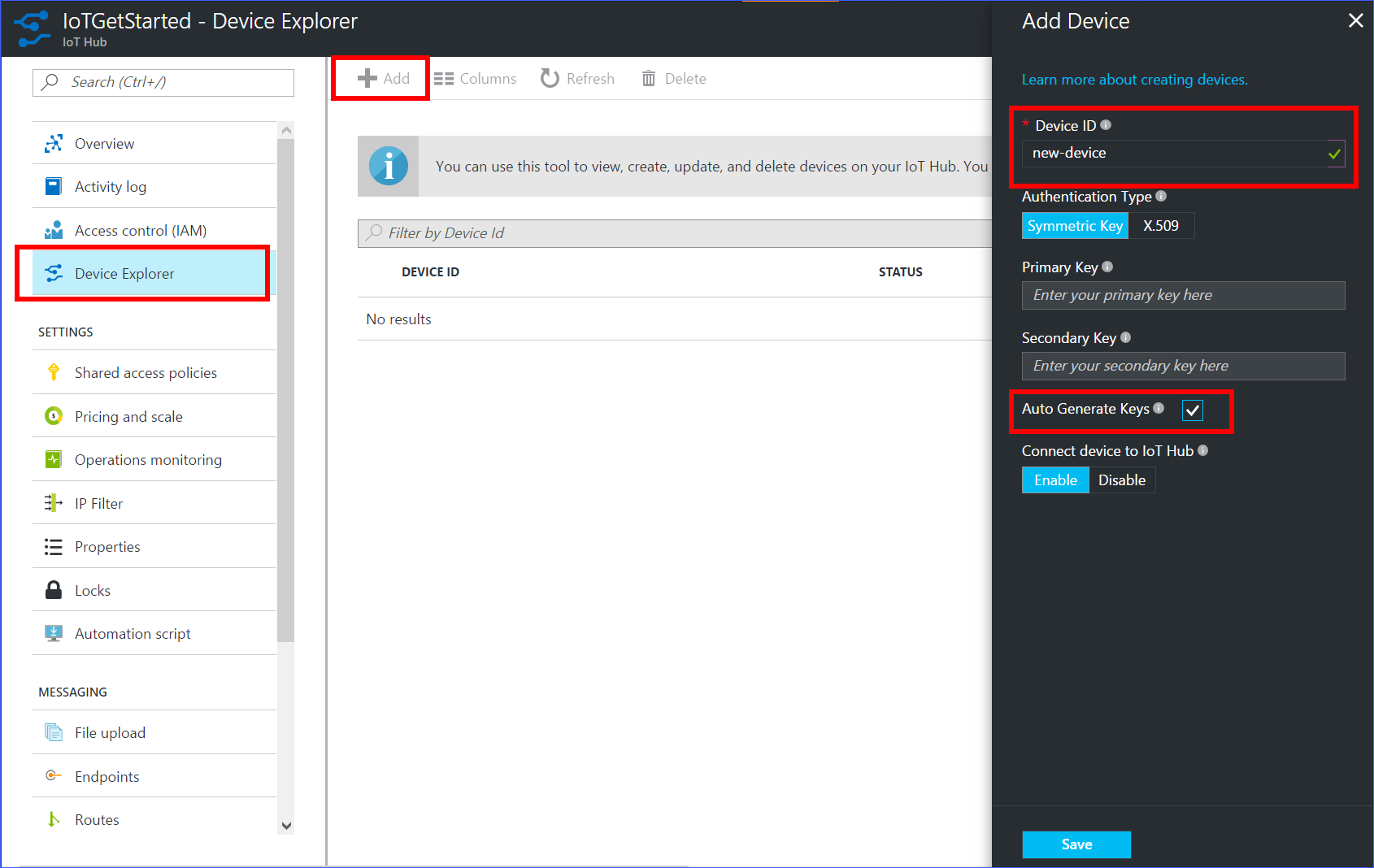 Azure vpn device supported