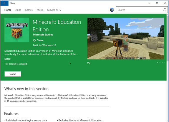 code minecraft creator Windows