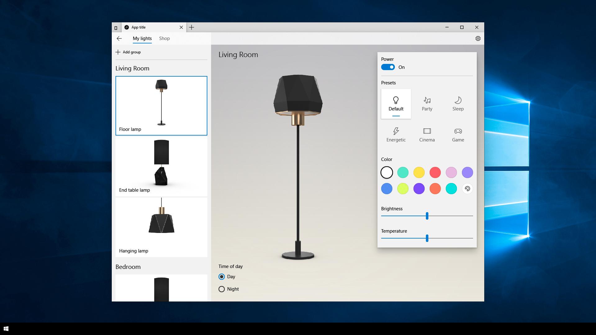 UWP(유니버설 Windows 플랫폼) 앱 디자인 소개(Windows 앱) - Windows UWP ...