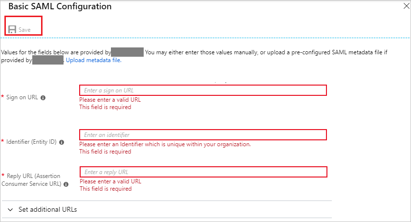 Tutorial: Azure Active Directory integration with