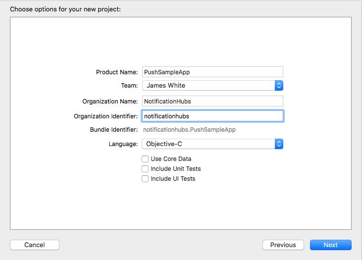 Pushmeldingen Verzenden Naar Ios Apps Met Azure Notification Hubs