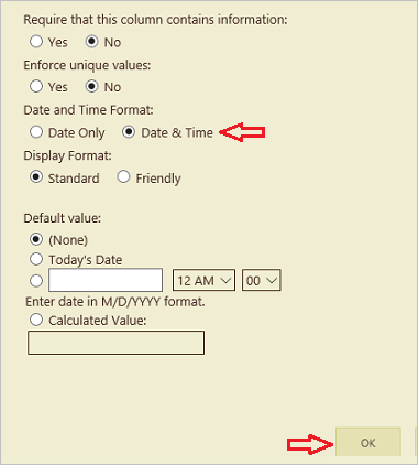 Datum en tijd