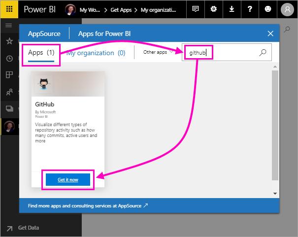Power BI GitHub downloaden