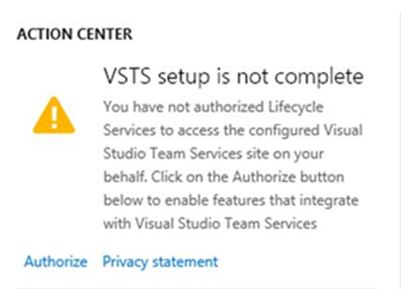 Deployment with continuous build and test automation finance vsts setup in lcsmay27 ccuart Images