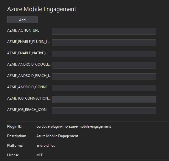 Visual studio 2015 update 3 informacje o wersji microsoft docs plugin parameters ccuart Images
