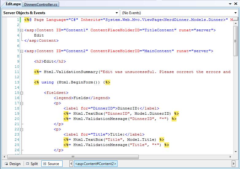 Fornecer CRUD (criar, ler, atualizar e excluir) dados formam o