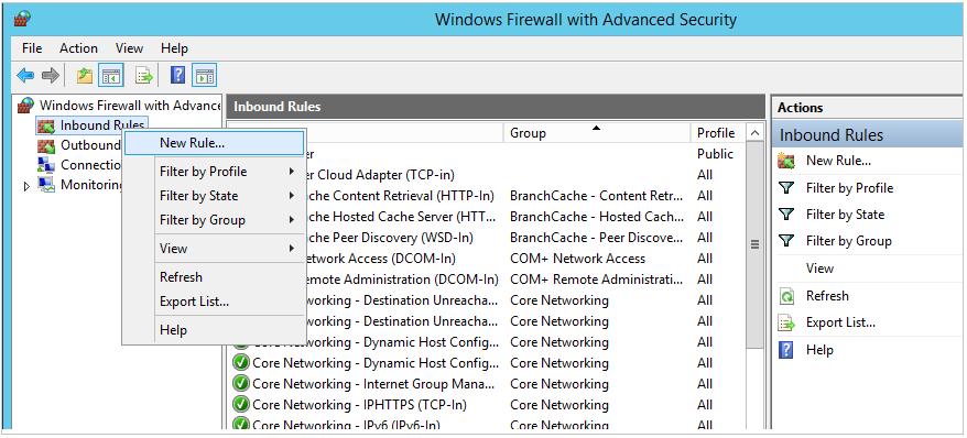 Conectar se a uma m quina virtual do sql server resource - Porta sql server ...