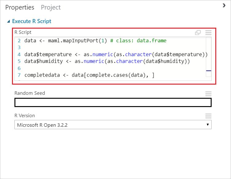 Previsão do tempo usando o Azure Machine Learning com ...
