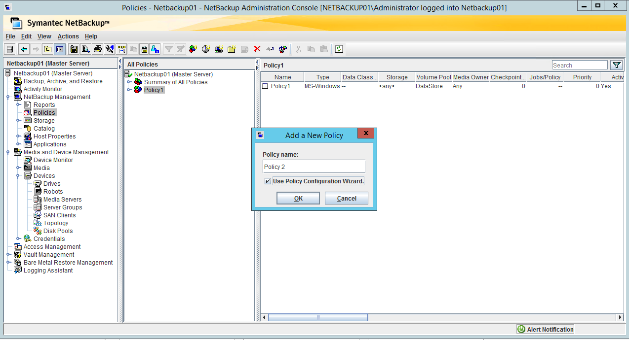 Storsimple s rie 8000 como um destino de backup com o netbackup microsoft docs - Console de recuperation windows 7 ...