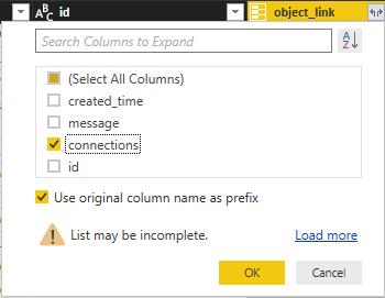 Expandir object_link
